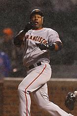 20110514 - San Francisco Giants at Chicago Cubs (MLB Baseball)