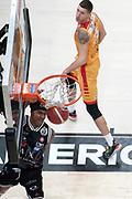 Zach Leday<br /> AX Armani Exchange Olimpia Milano - Carpegna Prosciutto Pesaro<br /> LBA Frecciarossa Final Eight 2021 - Finale<br /> Legabasket Serie A UnipolSAI 2020/2021<br /> Milano, 14/02/2021<br /> Foto I.Mancini / Ciamillo-Castoria