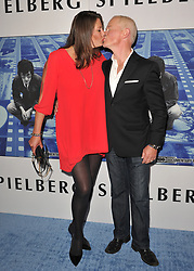"Premiere of HBO's ""Spielberg"". Paramount Studios, Hollywood, California. . EVENT September 26, 2017. 26 Sep 2017 Pictured: Ruve McDonough,Neal McDonough. Photo credit: AXELLE/BAUER-GRIFFIN / MEGA TheMegaAgency.com +1 888 505 6342"
