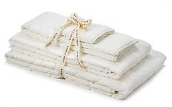 Gore Dean white towel set
