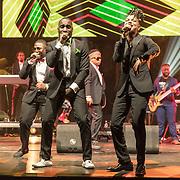 NLD/Amsterdam/20180213 - Edison Pop Awards 2018, Ronnie Flex