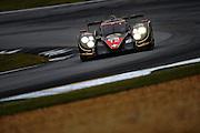 Andrea Belicchi, Neel Jani and Nicolas Prost, Rebellion Racing (P1) Toyota Lola B12/60 , Petit Le Mans. Oct 18-20, 2012. © Jamey Price