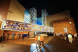 A general view of Ewood Park - Photo mandatory by-line: Matt McNulty/JMP - Mobile: 07966 386802 - 11/03/2015 - SPORT - Football - Blackburn - Ewood Park - Blackburn Rovers v Bolton Wanderers - Sky Bet Championship