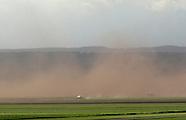 Black Dirt dust storm