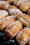 Baked pastry