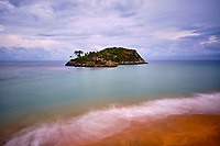 Espagne, Pays Basque, Biscaye, Lea-Artibai, Lekeitio, l'île San Nikolas // Spain, Basque Country, Biscay, Lea-Artibai, Lekeitio, San Nikolas island