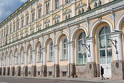 stock photo of the grand kremlin palace