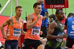 July 20, 2018 - Monaco, France - 800 metres hommes - Pierre-Ambroise Bosse  (Credit Image: © Panoramic via ZUMA Press)