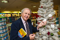 Edinburgh author Alexander McCall Smith is to receive a prestigious award from his home city.<br />