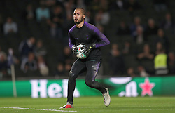 Tottenham Hotspur goalkeeper Alfie Whiteman