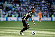 Eduardo Salvio of Argentina during the 2018 FIFA World Cup Russia, Group D football match between Argentina and Iceland on June 16, 2018 at Spartak Stadium in Moscow, Russia - Photo Thiago Bernardes / FramePhoto / ProSportsImages / DPPI