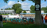 Henley-On-Thames, Berkshire, UK., Wednesday, 11.08.21,  General View of the progress Board from the Stewards Enclosure,   2021 Henley Royal Regatta, Henley Reach, River Thames, Thames Valley,  [Mandatory Credit © Peter Spurrier/Intersport Images],