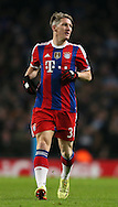 Bastian Schweinsteiger of Bayern Munich  - UEFA Champions League group E - Manchester City vs Bayern Munich - Etihad Stadium - Manchester - England - 25rd November 2014  - Picture Simon Bellis/Sportimage