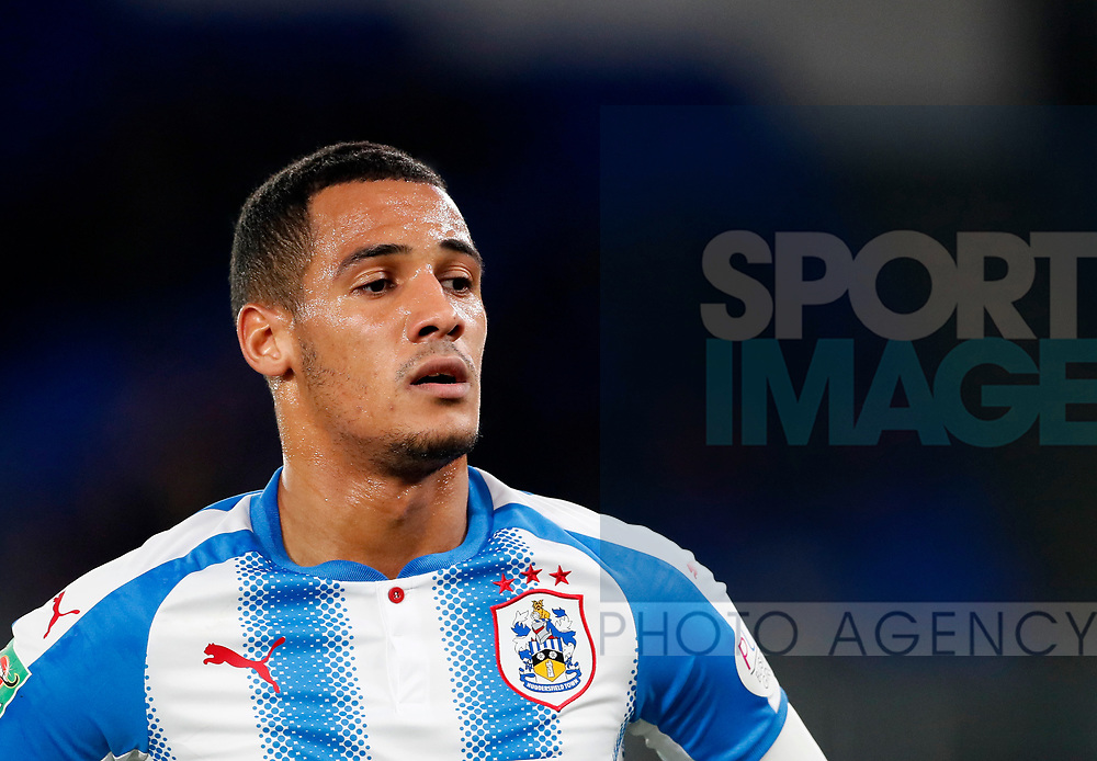 Huddersfield's Tom Ince in action during the Carabao cup match at Selhurst Park Stadium, London. Picture date 19th September 2017. Picture credit should read: David Klein/Sportimage