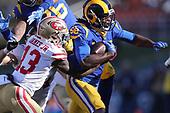 Dec 30, 2018-NFL-San Francisco 49ers at Los Angeles Rams