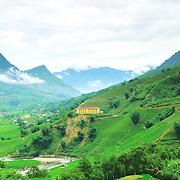 Mountains of Sa Pa