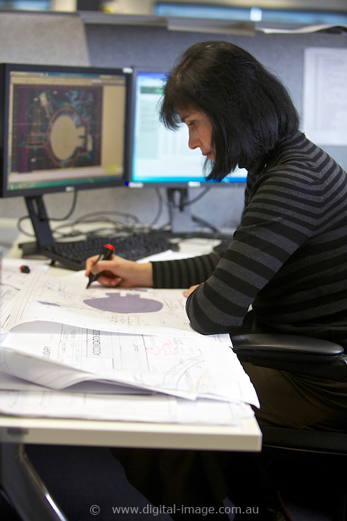 Marina Marmer  Marina Marmer, Engineering office at the Australian Synchrotron