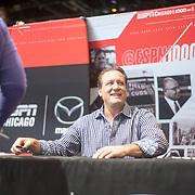 2015 ESPN Auto Show - Jeremy Roenick