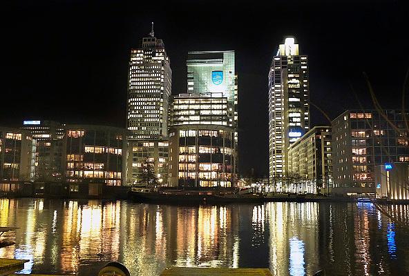 Nederland, Amsterdam, 10-12-2011Het hoofdkwartier van Philips aan de amstel.Foto: Flip Franssen/Hollandse Hoogte