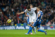 Khedira stopped by two opponents