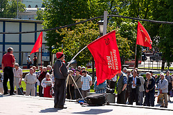 stock photo of a public event in russia