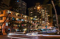 Ala Wai Boulevard & Lewers Street, Waikiki