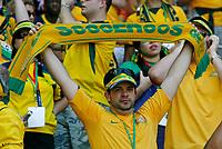 Photo: Glyn Thomas.<br />Australia v Japan. Group F, FIFA World Cup 2006. 12/06/2006.<br /> Australian fans.