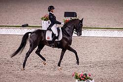 Krüth Carina Cassöe, DEN, Heiline s Danciera, 120<br /> Olympic Games Tokyo 2021<br /> © Hippo Foto - Dirk Caremans<br /> 28/07/2021