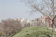 Milan, colline dei ciliegi, Bicocca Area