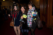 ALANA PHILLIPS; ARLENE PHILLIPS; ABI PHILLIPS , CIRQUE DU SOLEIL LONDON PREMIERE OF VAREKAI. Royal albert Hall. 5 January 2009