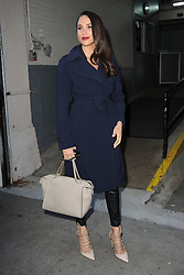 March 17, 2016 - New York, NY, USA - March 17, 2016 New York City..Meghan Markle was seen leaving AOL Build Speaker Series on March 17, 2016 in New York City...Credit: Kristin Callahan/ACE Pictures.. (Credit Image: © Kristin Callahan/Ace Pictures via ZUMA Press)