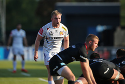 Billy Keast of Exeter Chiefs - Mandatory by-line: Arron Gent/JMP - 13/09/2020 - RUGBY - Allianz Park - London, England - Saracens v Exeter Chiefs - Gallagher Premiership Rugby