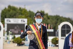 Van Dijck Jonas, BEL<br /> Belgisch Kampioenschap Jeugd Azelhof - Lier 2020<br /> © Hippo Foto - Dirk Caremans<br />  02/08/2020
