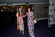 ARLENE PHILLIPS, The Laurence Olivier Awards,The Grosvenor House Hotel, Park Lane. London.   21 March  2010