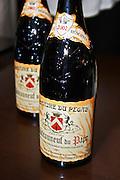 Bottles of Domaine du Pegau Chateauneuf-du-Pape 2002 Reservee  Chateauneuf-du-Pape Châteauneuf, Vaucluse, Provence, France, Europe  Chateauneuf-du-Pape Châteauneuf, Vaucluse, Provence, France, Europe