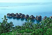 Hotel Sofitel la Ora,<br /> Moorea, Society Islands, <br /> French Polynesia ( South Pacific Ocean )