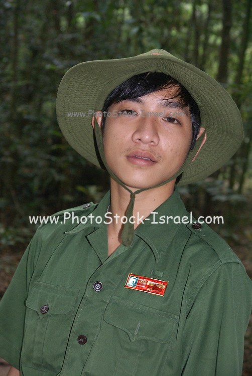 Cu Chi Tunnels, Ho Chi Minh City, Vietnam Local guide
