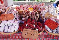 markets, Provence, France