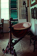 Cradle, Queen Emma's Summer Palace, Oahu, Hawaii<br />