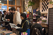 Festive Cultural Traffic, Truman Brewery, London. 17 and 18 December 2016