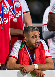 15-05-2019 NED: De Graafschap - Ajax, Doetinchem<br /> Round 34 / It wasn't really exciting anymore, but after the match against De Graafschap (1-4) it is official: Ajax is champion of the Netherlands / Hakim Ziyech #22 of Ajax