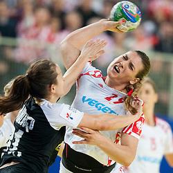 20141210: CRO, Handball - 2014 EHF European Women's Championship, Croatia vs Germany
