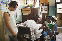 Harry Styles visits the emergency department at Princess Mary Louise Hospital, Accra, Ghana.  Whilst he's there Kofi (3) is rushed in by his mother Akosua, Kofi is diagnosed with Malaria and anaemia