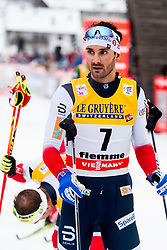 January 6, 2018 - Val Di Fiemme, ITALY - 180106 Hans Christer Holund of Norway after men's 15km mass start classic technique during Tour de Ski on January 6, 2018 in Val di Fiemme..Photo: Jon Olav Nesvold / BILDBYRN / kod JE / 160123 (Credit Image: © Jon Olav Nesvold/Bildbyran via ZUMA Wire)