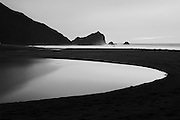 McClure's Beach, Point Reyes National Seashore, Inverness, California