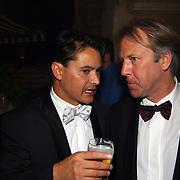 Verkiezing Miss Nederland 2003, Andre Chevalier en Ger Lammens