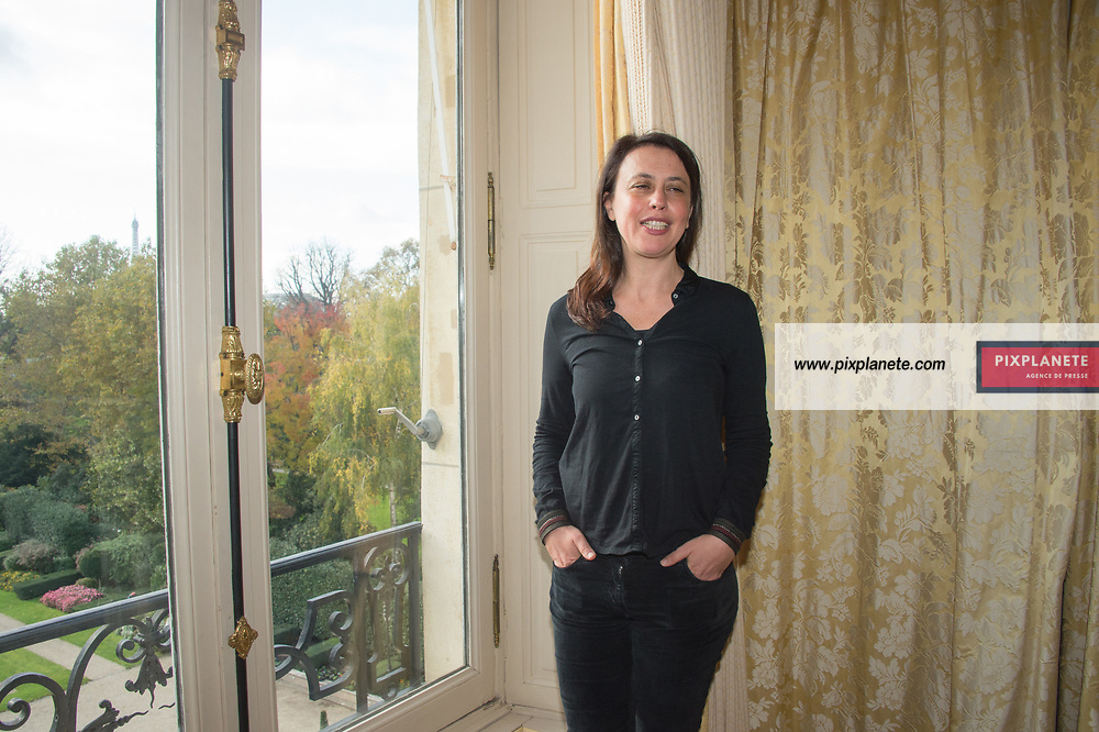 Emmanuelle Lambert  Lauréate du Prix Fémina  de l'essai 2019  Prix Femina 2019 Mardi 5 Novembre 2019 Cercle Interalliée Paris
