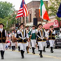 2012 Norwood Fourth of July Parade - Both