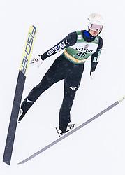 February 8, 2019 - Lahti, Finland - Go Yamamoto competes during Nordic Combined, PCR/Qualification at Lahti Ski Games in Lahti, Finland on 8 February 2019. (Credit Image: © Antti Yrjonen/NurPhoto via ZUMA Press)