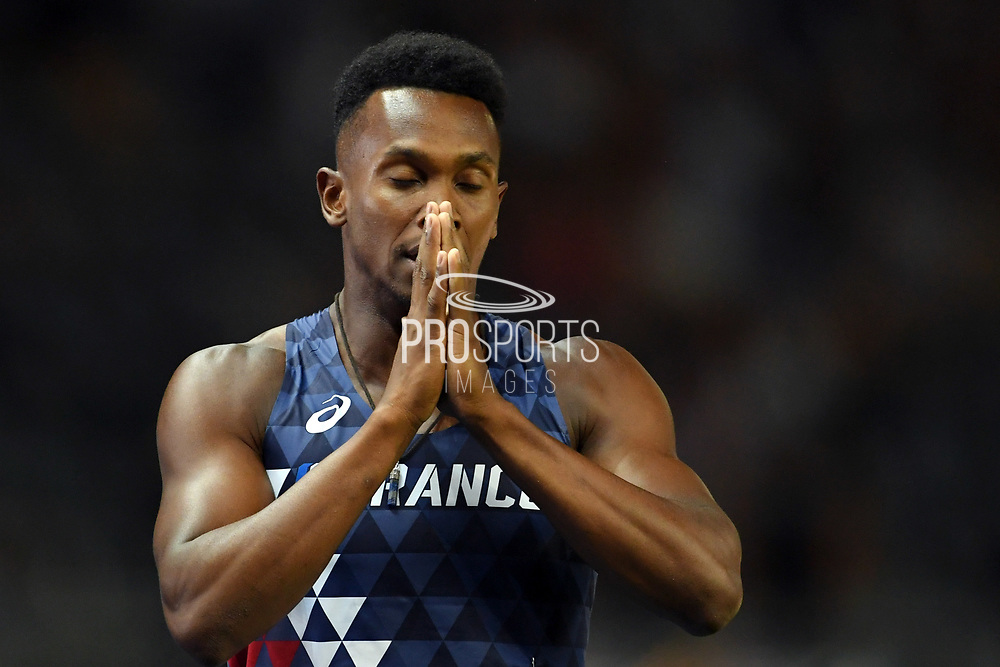 Ruben Gado competes in decathlon during the European Championships 2018, at Olympic Stadium in Berlin, Germany, Day 1, on August 7, 2018 - Photo Philippe Millereau / KMSP / ProSportsImages / DPPI